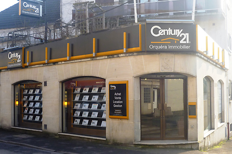 Agence immobilière CENTURY 21 ORQUERA, 77410 CLAYE SOUILLY